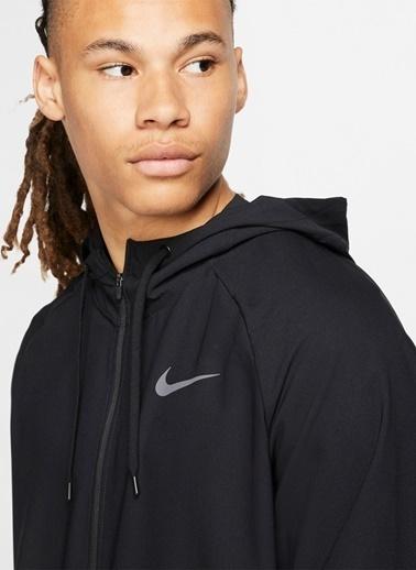 Nike Nike Flex  Zip Ceket Siyah